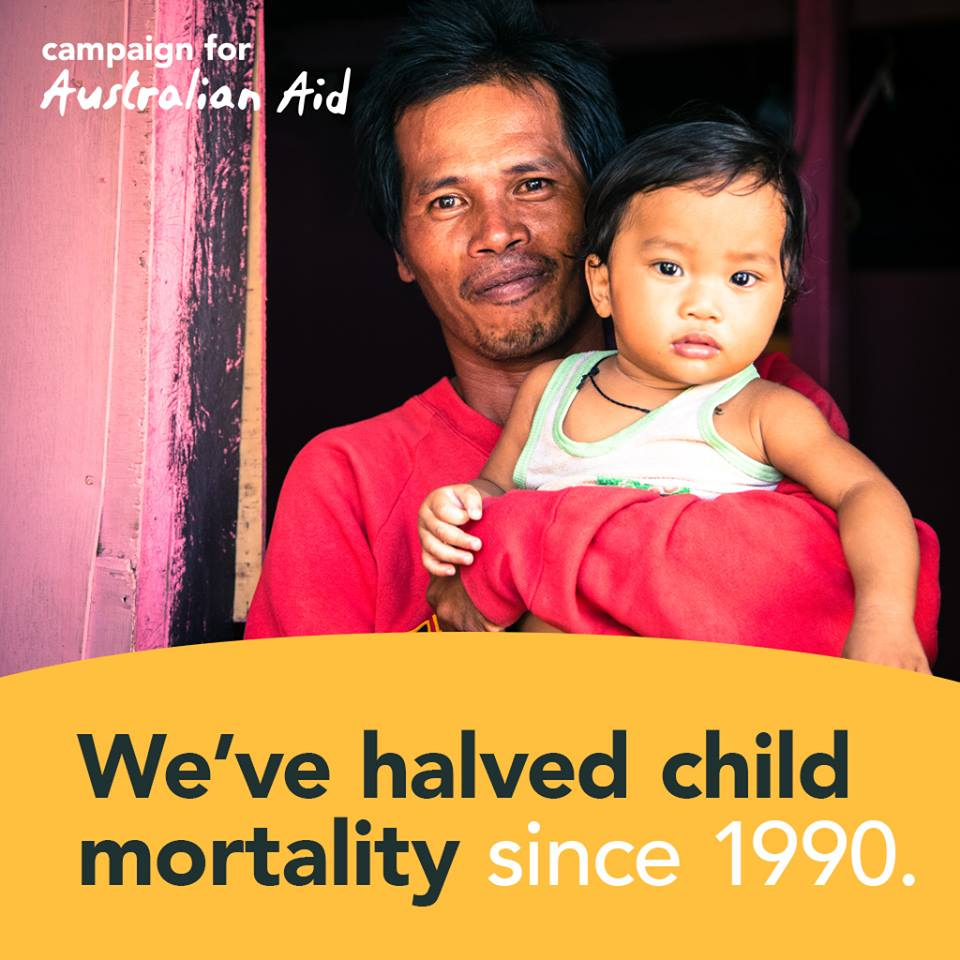 Australian Aid - MDG #3 - Child Mortality