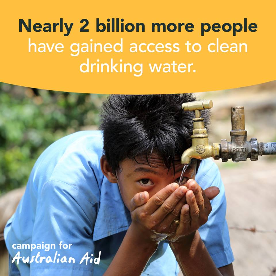 MDG7 Clean Water