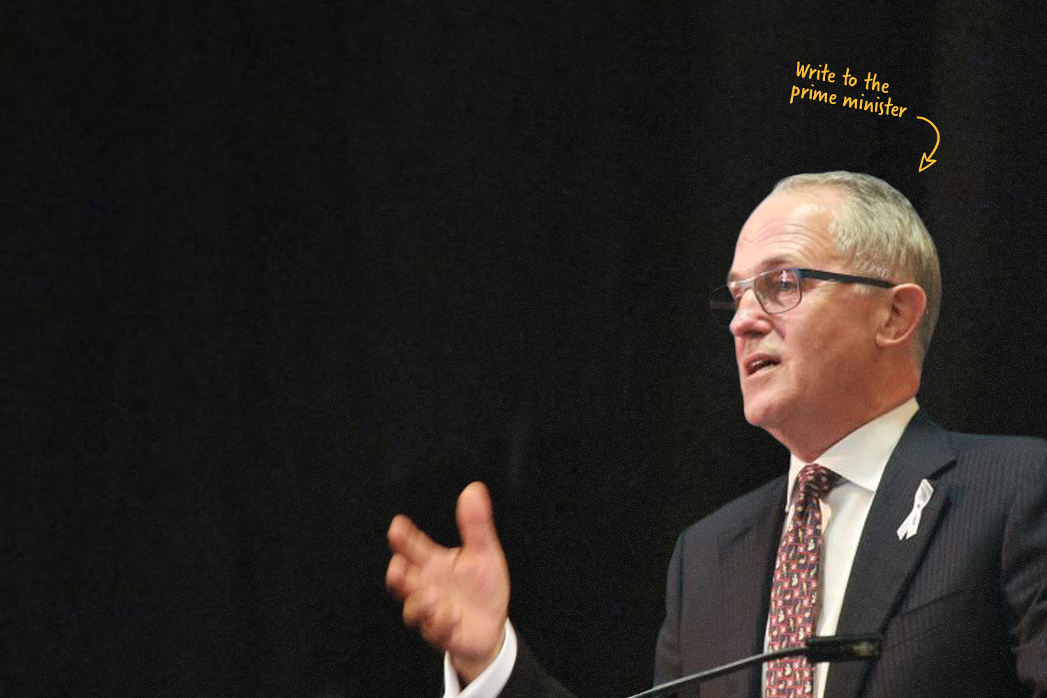 Malcolm Turnbull Header