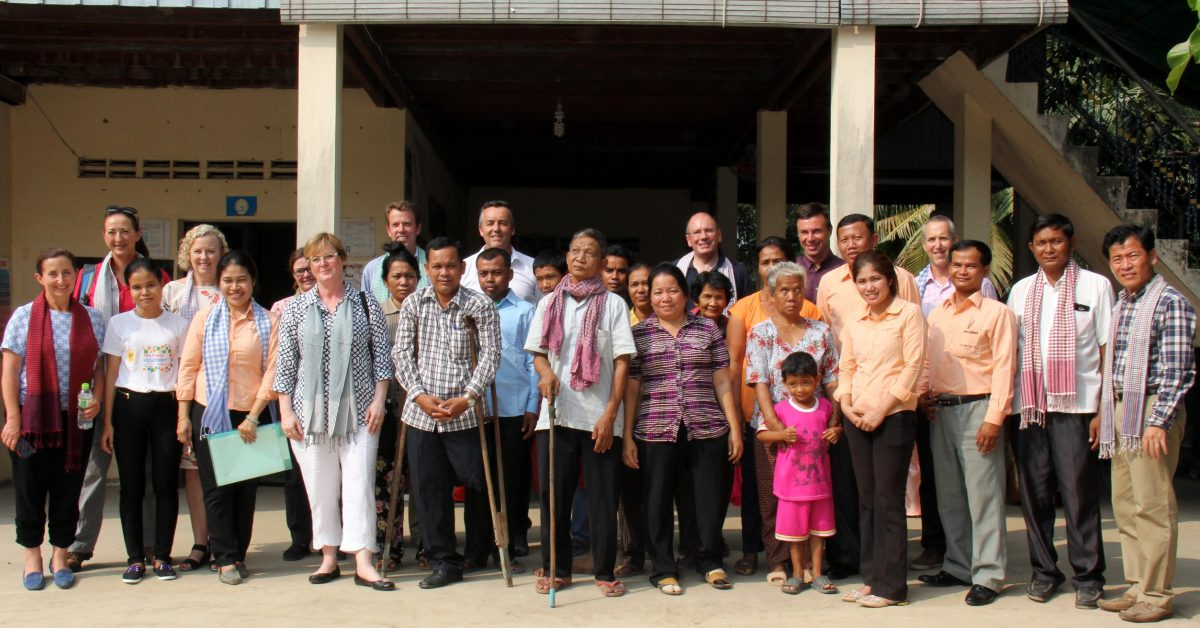 Learning The Value Of Australian Aid In Cambodia