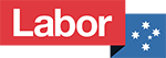 Logo for the Australian Labor Party